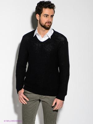 Пуловер Havana & Co. Цвет: темно-синий