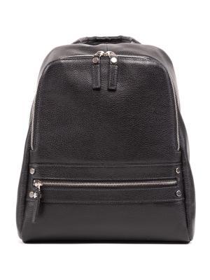 Рюкзак женский VERSADO. Цвет: черный