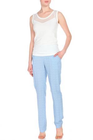 Комплект с брюками Relax Mode. Цвет: геометрик