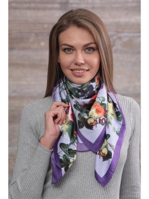 Платок FOMAS. Цвет: фиолетовый, сиреневый