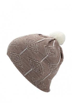 Шапка Tutu. Цвет: бежевый