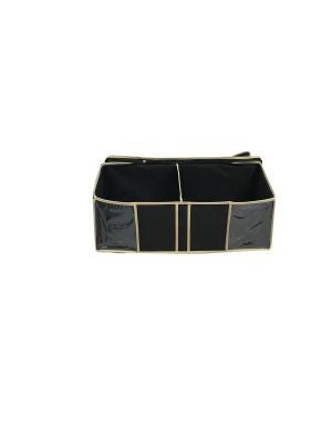 Ящик для вещей Камея. Цвет: черный, бежевый