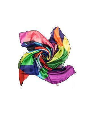 Платок Frija. Цвет: черный, белый, зеленый, индиго, красный, лиловый, малиновый, морская волна, салатовый, сливовый, темно-бордовый, темно-синий