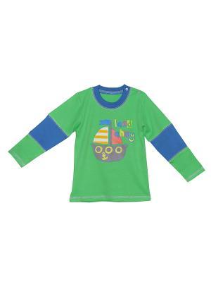 Кофточка ZEBRA KIDS. Цвет: зеленый