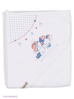 Полотенце Bebitof Baby. Цвет: синий