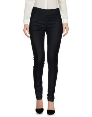Повседневные брюки NORMALUISA. Цвет: черный