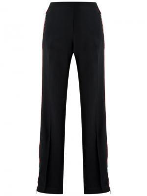 Straight trousers Reinaldo Lourenço. Цвет: чёрный