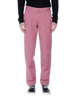 Повседневные брюки U.S.POLO ASSN.. Цвет: розовато-лиловый