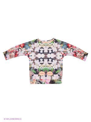 Блузка De Salitto. Цвет: бежевый