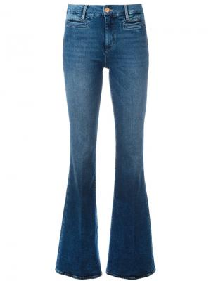 Джинсы Marrakesh Mih Jeans. Цвет: синий