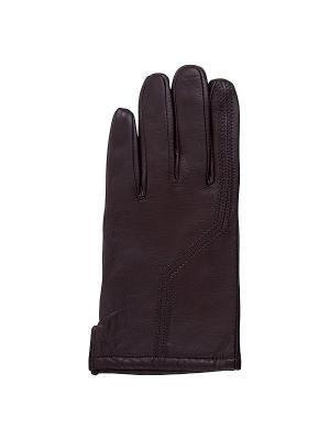 Перчатки BAGGINI. Цвет: коричневый