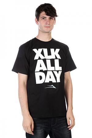 Футболка  Xlk All Day Black Lakai. Цвет: черный
