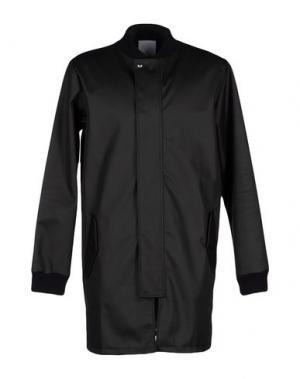 Легкое пальто CHOICE NICOLA PELINGA. Цвет: черный