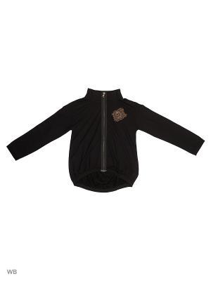 Пиджак Sisley Young. Цвет: черный