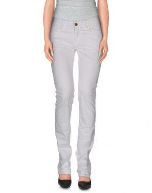 Повседневные брюки SUPERIOR. Цвет: белый