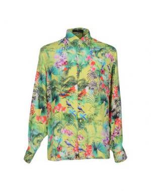 Pубашка I.D.I.B.. Цвет: кислотно-зеленый