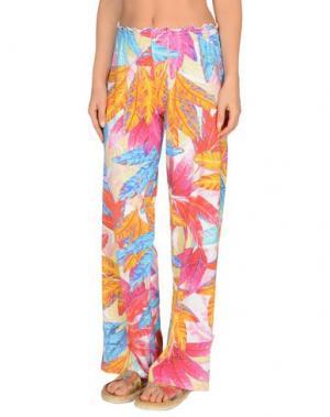 Пляжные брюки и шорты VACANZE ITALIANE. Цвет: фуксия