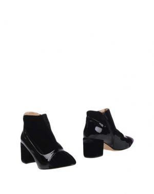 Полусапоги и высокие ботинки 1725.A. Цвет: темно-фиолетовый