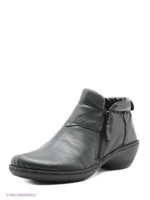 Ботинки Tervolina. Цвет: темно-зеленый