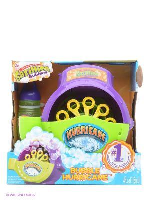 Набор для создания мыльных пузырей Funrisе. Цвет: салатовый, фиолетовый, желтый