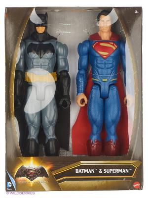 Игровой набор Бетмен против Супермена BATMAN VS SUPERMAN. Цвет: синий, серый, красный, зеленый