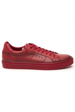 Sneakers PANTOFOLA DORO D'ORO. Цвет: red