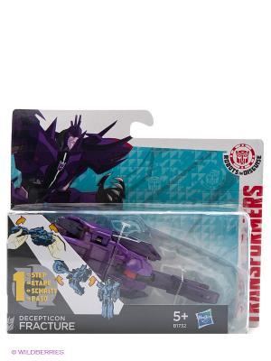 Трансформеры Роботс-ин-Дисгайс Уан-Стэп Transformers. Цвет: фиолетовый