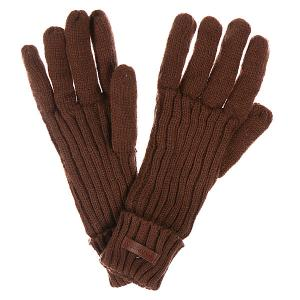 Перчатки  James Gloves Brown Harrison. Цвет: коричневый