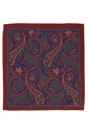 Платок Altea. Цвет: бордовый