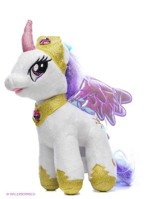 Мягкая игрушка Мульти Пульти пони принцесса Селестия Мульти-пульти. Цвет: белый, сиреневый