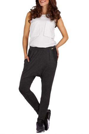 Pants INFINITE YOU. Цвет: dark gray