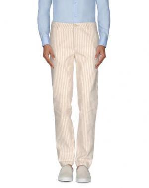 Повседневные брюки STILOSOPHY INDUSTRY. Цвет: бежевый