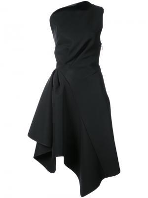 Платье Jackson Acler. Цвет: чёрный