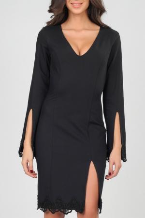 Платье Isabel Queen. Цвет: черный