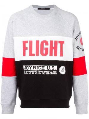 Толстовка Flight Joyrich. Цвет: многоцветный