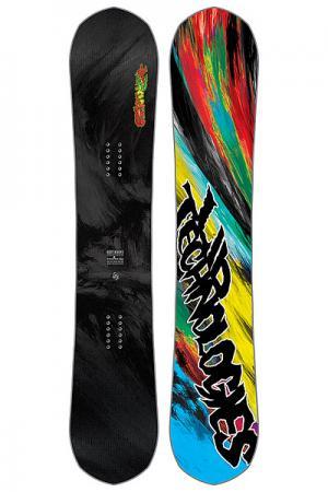 Сноуборд  Hot Knife C3 Lib Tech. Цвет: черный