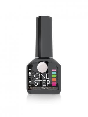 Однофазный гель-лак One Step №04, 6 мл GIORGIO CAPACHINI. Цвет: бледно-розовый