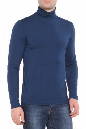 Водолазка Rocawear. Цвет: джинсовый