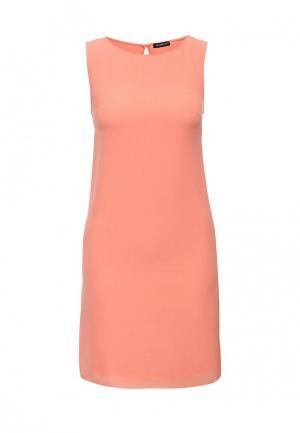 Платье Motivi. Цвет: коралловый