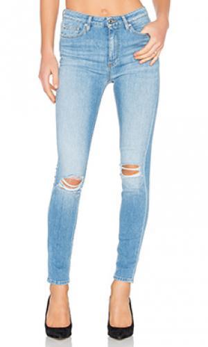 Узкие джинсы pamela IRO . JEANS. Цвет: none