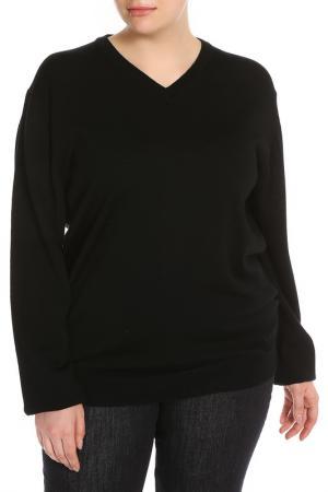 Пуловер Azzaro. Цвет: черный