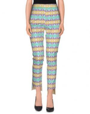 Повседневные брюки MAISON ABOUT. Цвет: фиолетовый