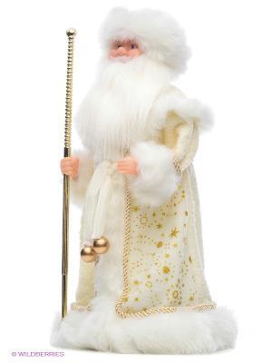 Дед Мороз в золотом Новогодняя сказка. Цвет: золотистый, белый