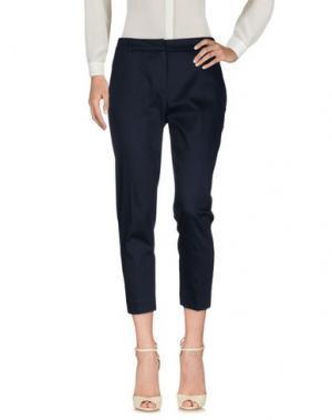 Повседневные брюки VIRIATO. Цвет: темно-синий