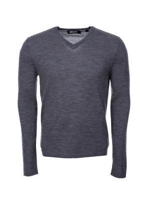 Пуловер DKNY. Цвет: серый