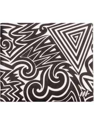 New Tracery wallet. Цвет: черный