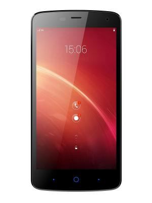 Смартфон ZTE Blade L370 black 8 Gb. Цвет: черный