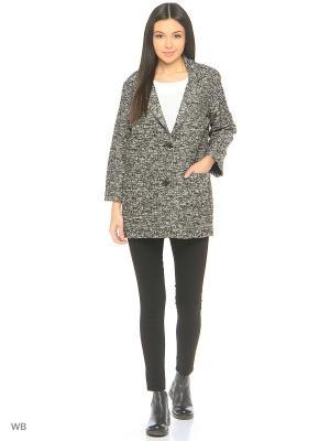 Пальто Levi's®. Цвет: серый