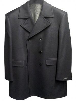 Пальто btc. Цвет: темно-синий