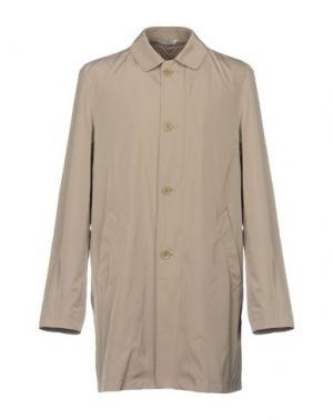 Легкое пальто CC COLLECTION CORNELIANI. Цвет: песочный